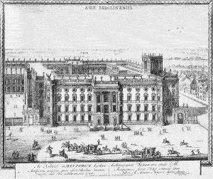 Palais royal de Berlin Berliner Stadschloss